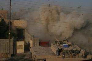 Ha oda kell csapni, akkor M1A1 Abram tank