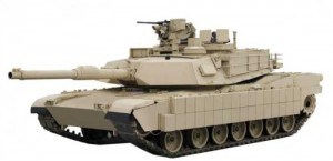 M1 Abrams TUSK urban kit