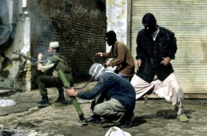 falludzsai felkelők meglepően hatékonyak voltak